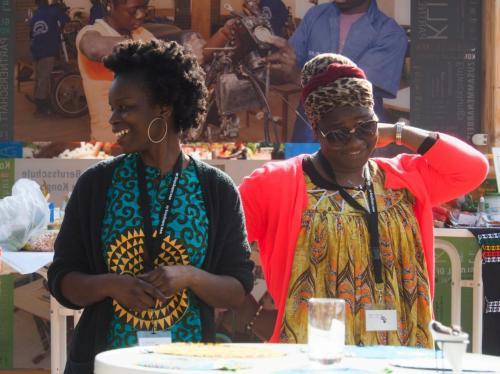 Afrika Kochworkshop